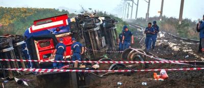 Tekirdağ Çorlu Tren Kazası
